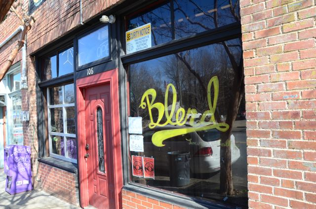 Confirmed: Blend Gallery is moving to new location in downtown Asheville