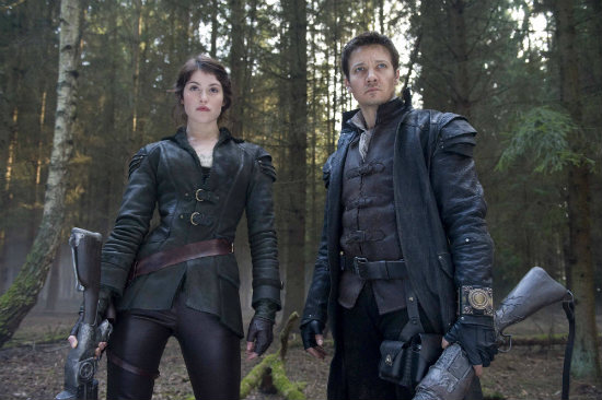 Hansel & Gretel: Witch Hunters (Paramount Pictures)