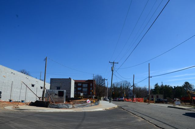 Photos Trader Joe S And Harris Teeter Construction Site