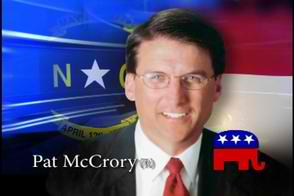 N.C. Gov. Pat McCrory to visit Asheville today