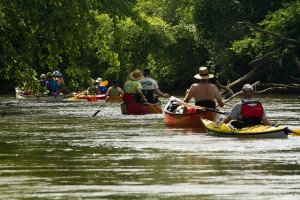 French Broad Paddle Trail