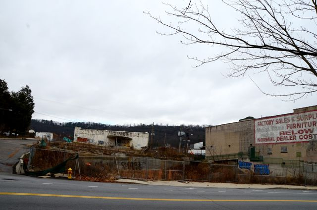 Sold: Asheville's Chrysler building and former Zona Lofts site on south slope