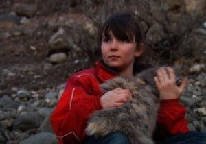 Rosie, please put the kitty down. (Magnolia Pictures)