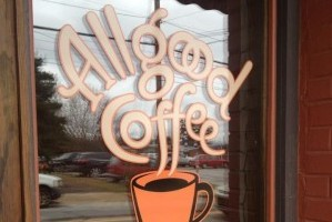 Photos: Allgood Coffee in Weaverville opens