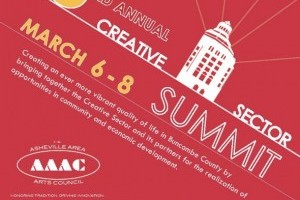 Art in Asheville: Creative Sector Summit is March 6-8