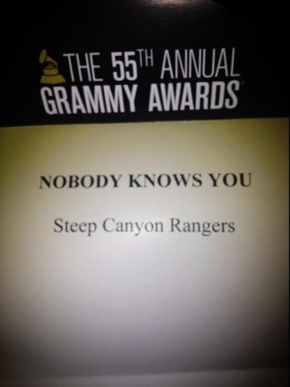 GrammySteep