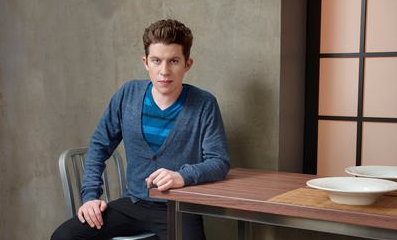 Justin Warner/Food Network