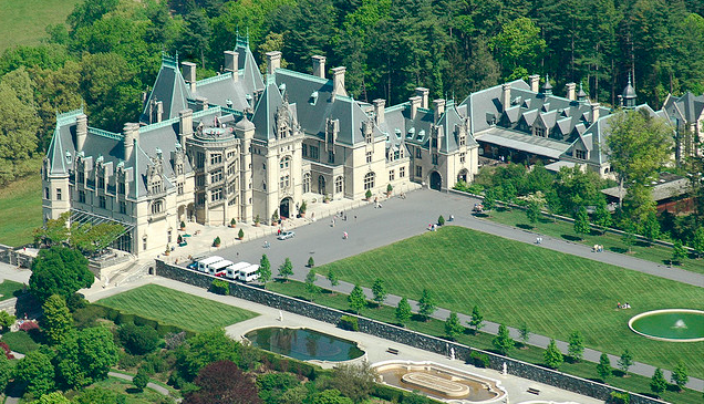 The Biltmore Estate/photo by Jason Sandford