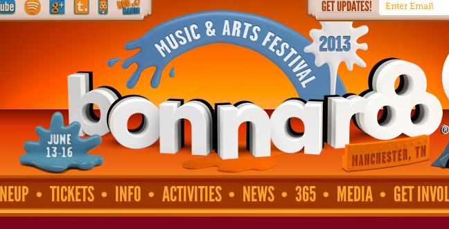 2013 Bonnaroo lineup announced: Paul McCartney, Tom Petty, Mumford & Sons