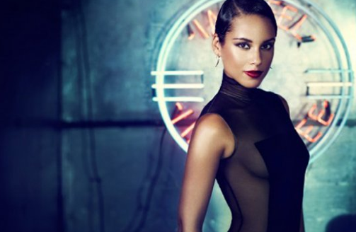 Alicia Keys set to play Harrah's Cherokee Casino