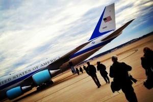 Obama in Asheville, Part 1: Fourth visit