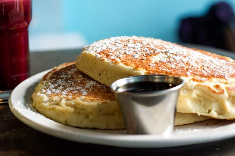 breakfastpancakeovereasy