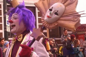Photos: Asheville Mardi Gras Parade 2013