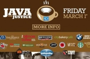 Java for Justice is Friday