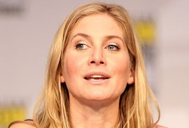 Asheville Travel Blog: LOST star Elizabeth Mitchell in town