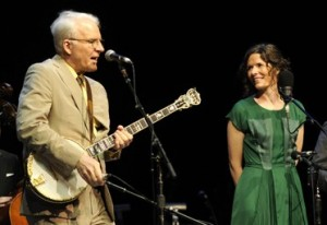 'When you get to Asheville': New single from Steve Martin and Edie Brickell