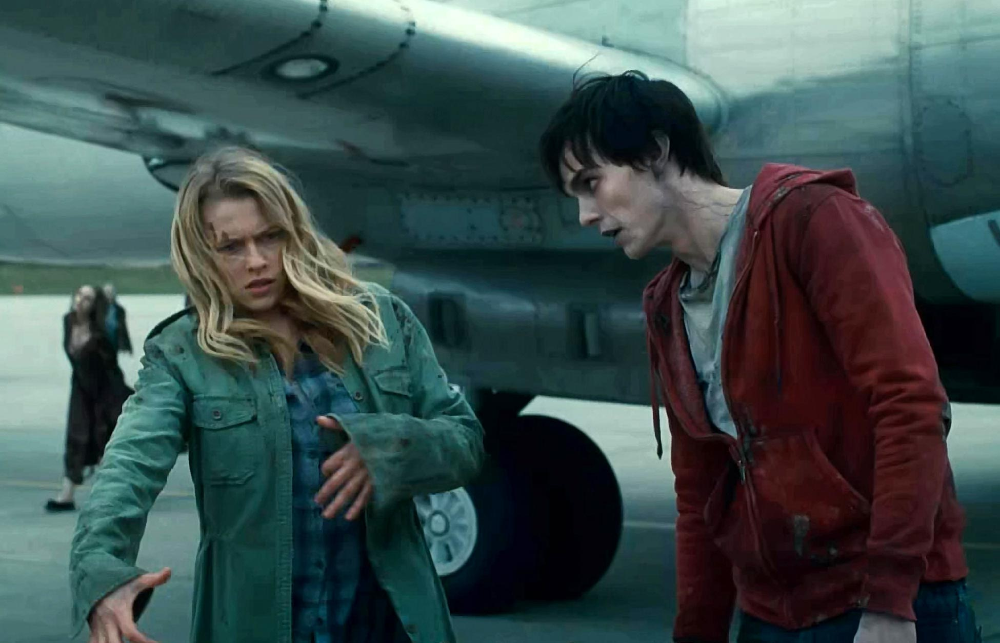 Ashvegas movie review: Warm Bodies