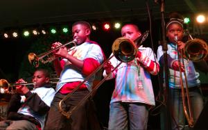 LEAF Jazz Band