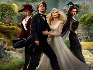 Oz the Great and Powerful (Walt Disney Studios)