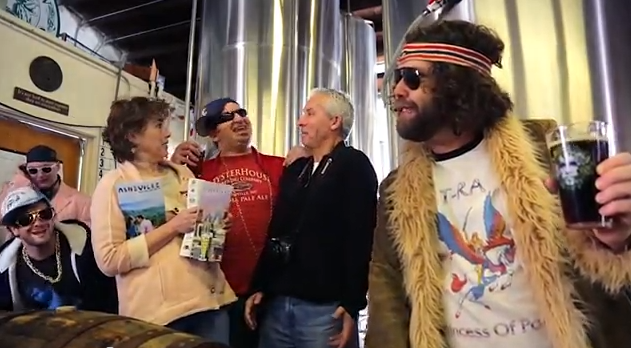 Beer City music video celebrates Asheville's craft beer culture