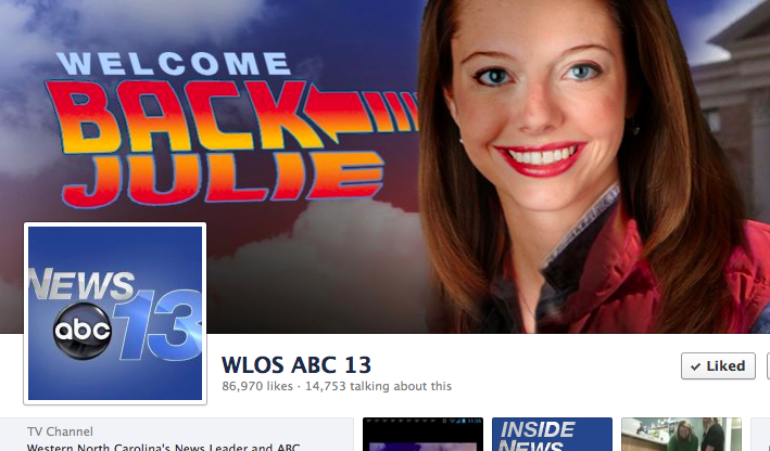 Weather woman Wunder set to return to WLOS morning show on Thursday