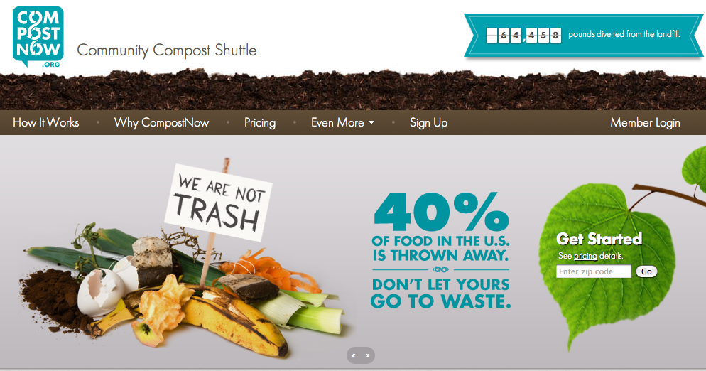 CompostNow to launch in Asheville on May 1