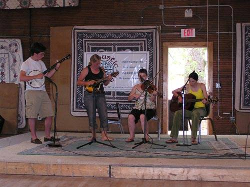 Fiddles & Folklife coming to Warren Wilson College campus April 20