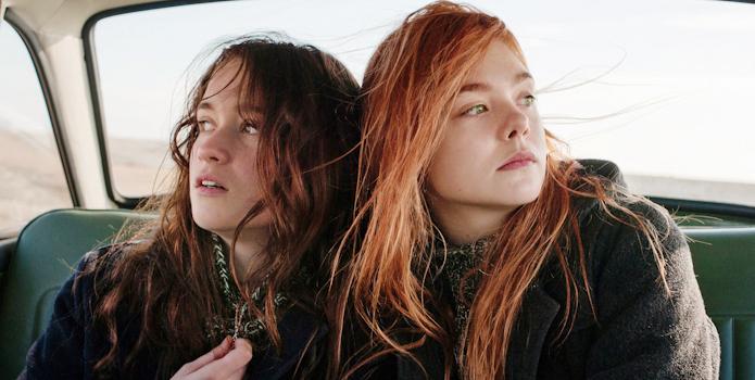 Ginger & Rosa (A24)