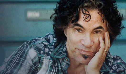 Asheville celebrity spotting: John Oates in downtown
