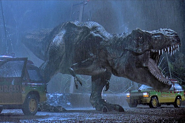 The Week in Film: We Have a T-Rex edition