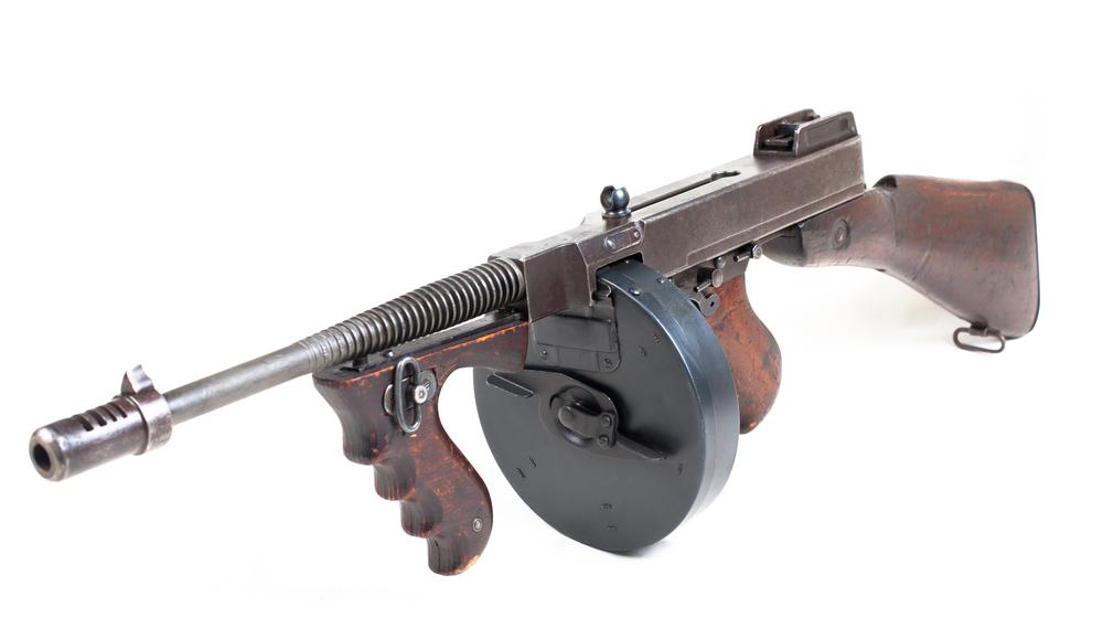 Smoky Mountain News: Canton considers selling submachine guns