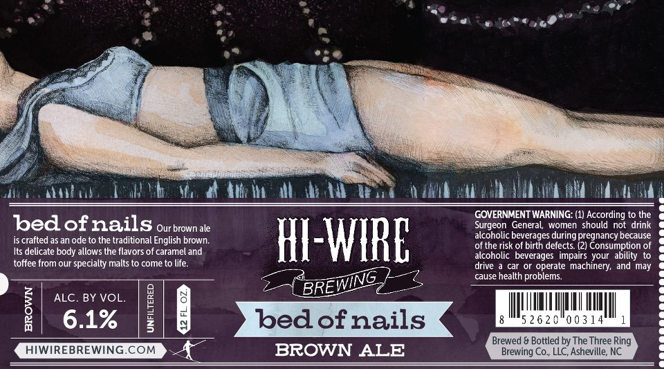 Asheville's newest brewery, Hi-Wire Brewing, will be ready for Asheville Beer Week