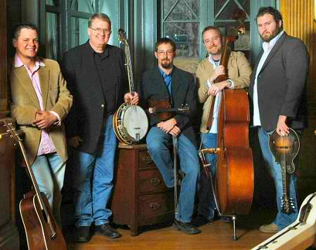 Bluegrass Today: Balsam Range will play, appear in movie filming now near Charlotte