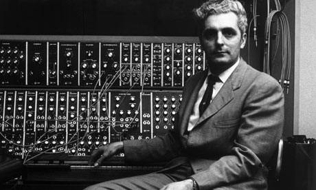 City of Asheville: Thursday is Bob Moog Day
