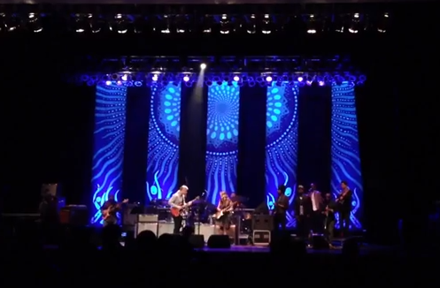 YouTube Asheville Music: Jim James, Tedeschi Trucks, Band of Horses