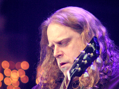 Warren Haynes/ photo by Jason Sandford