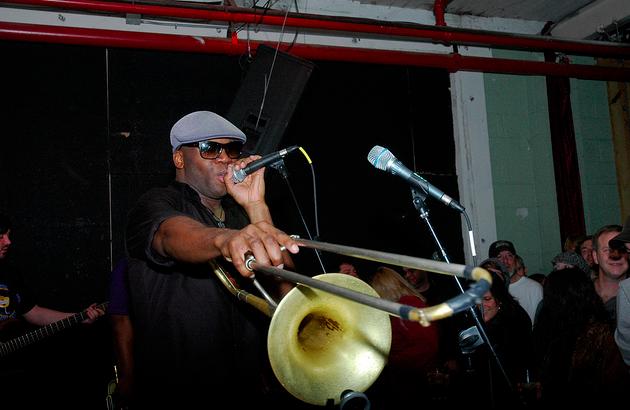 Big Sam/ photo by Jason Sandford