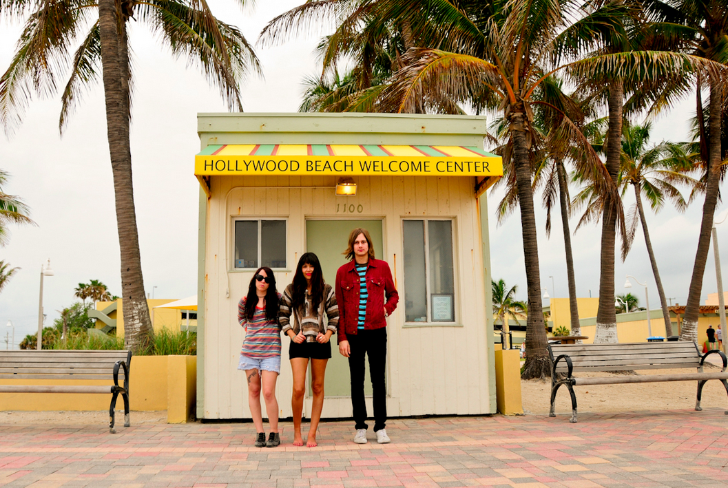 Beach Day, and their gorgeous surf rock sound, coming to Double Crown June 23