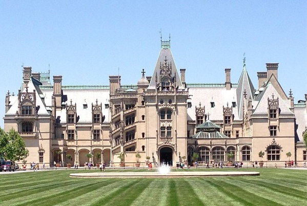 Callista Gingrich drops by Biltmore House