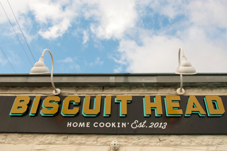 Photos: Biscuit Head restaurant in West Asheville