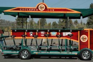 Craigslist Asheville: Pub-cycle driver wanted