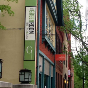 Green room restaurant bar set to open on church street in for Food bar on church