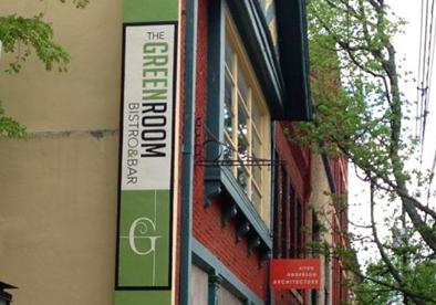 Green Room restaurant/bar set to open on Church Street in Asheville