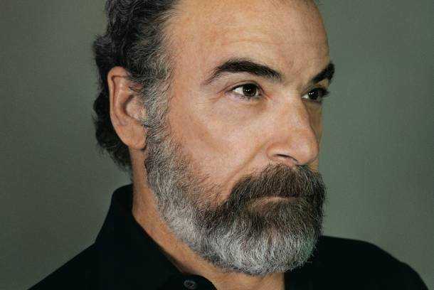 Asheville celebrity sighting: Mandy Patinkin at Fine Arts Theatre, Posana Cafe