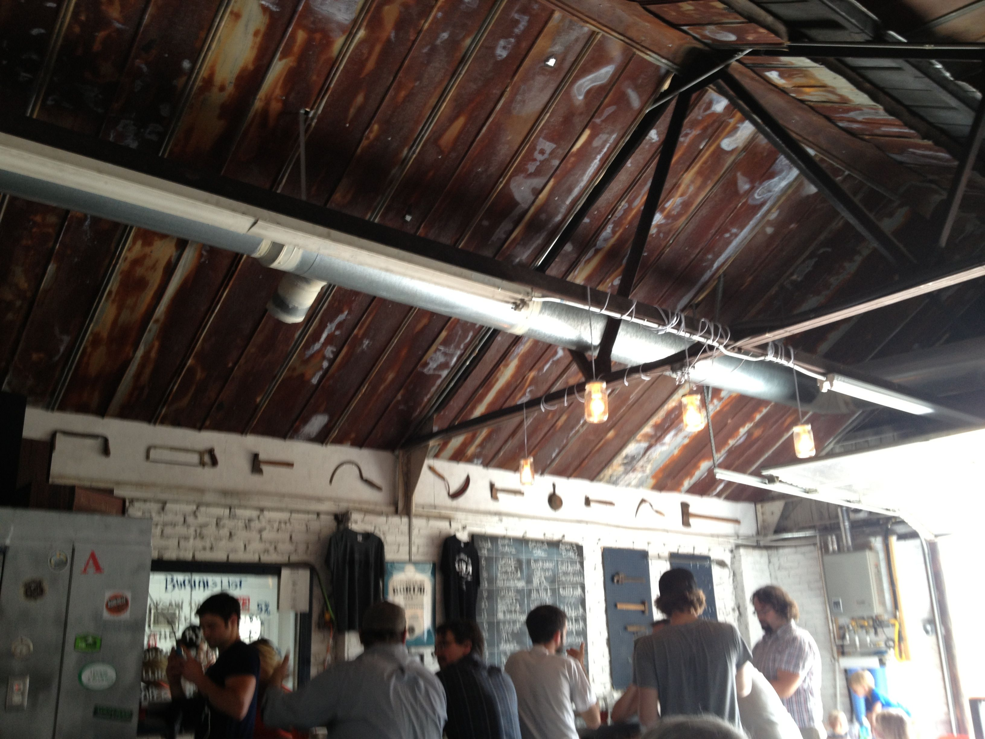 Burial Beer Co.'s tap room on Asheville's South Slope extends hours