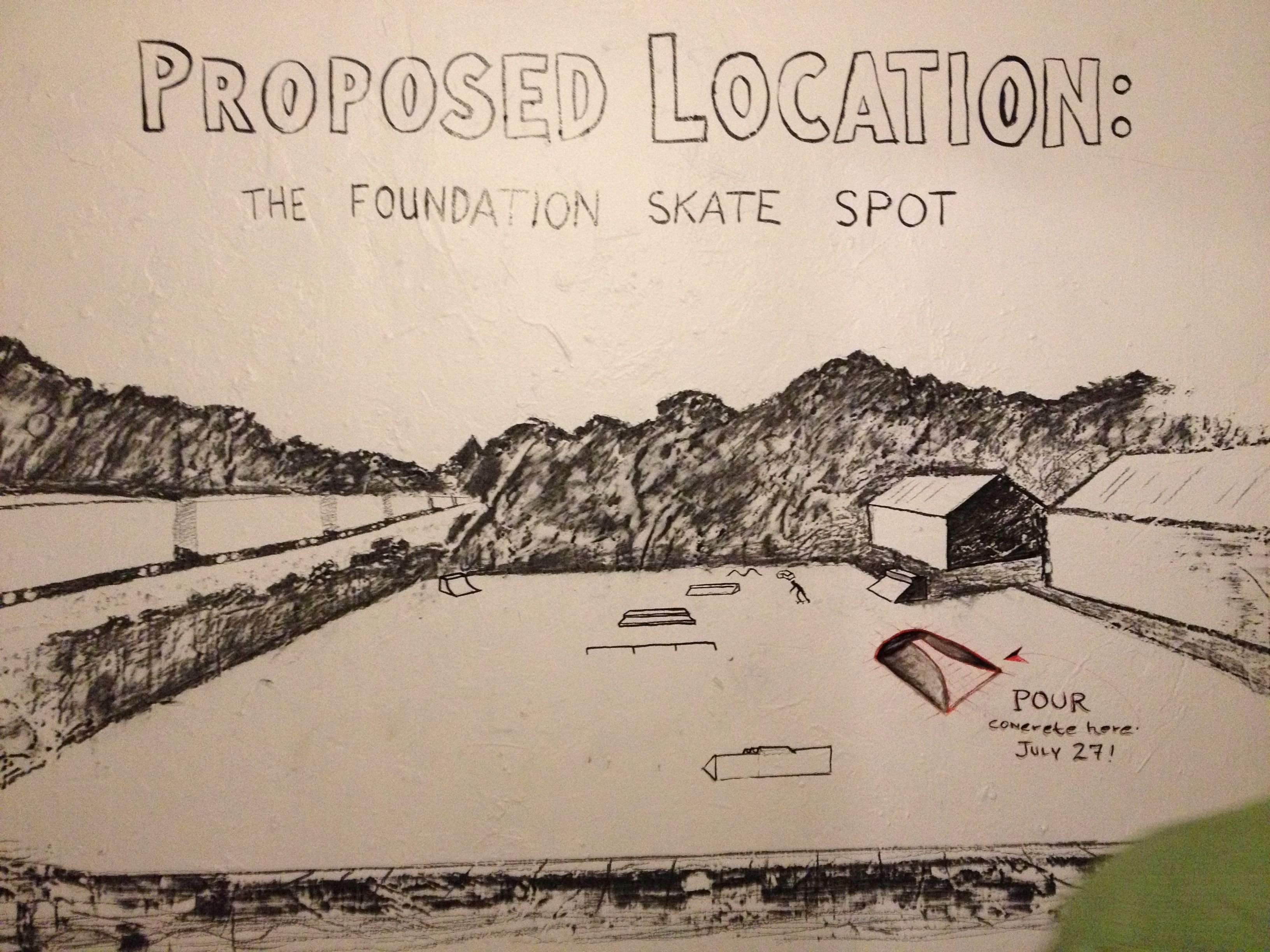 Skaters seek cash for new ramp at grassroots park in Asheville's River Arts District