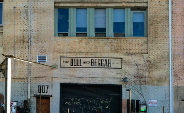 The Bull and Beggar opens in Asheville's River Arts District with a Wedge Brewing beer dinner