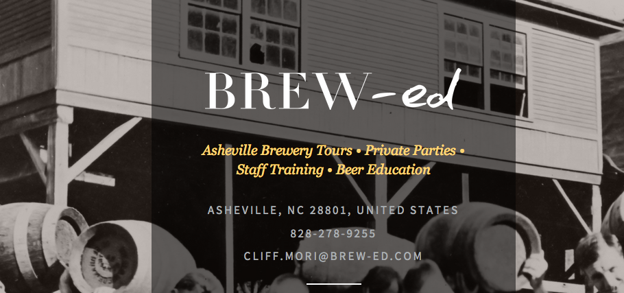 Asheville man launches beer education business, BREW-ed