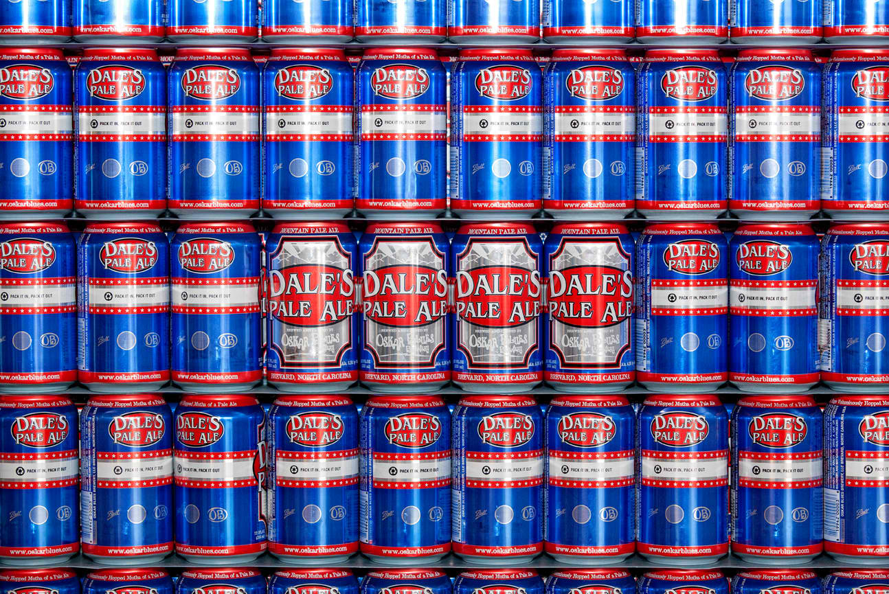 New brewery in Brevard leads Oskar Blues' continued explosive growth