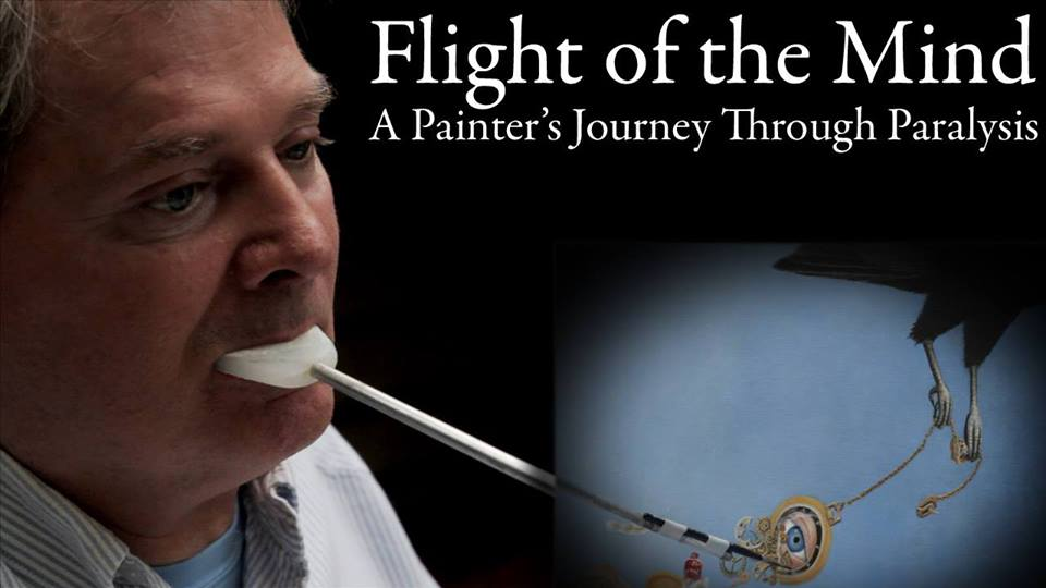 Short film features story of an Asheville painter paralyzed in skiing accident